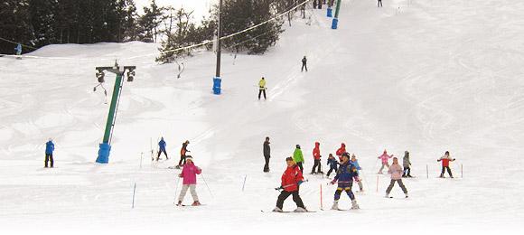 松山スキー場イメージ