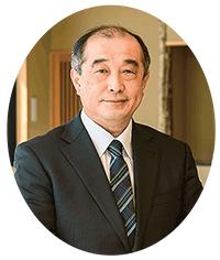 理事長 後藤 俊