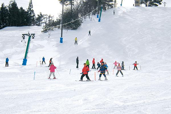 松山・平田スキー場
